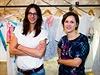 Návrhářky Radka Sirková a Anna Tušková si v roce 2005 založily módní značku...