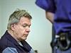 Soudní líčení s lékařem Jaroslavem Bartákem 12. listopadu