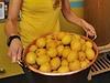 Marmeládu z 50 kilogramů citronů, 50 kilogramů cukru a 20 litrů šampaňského...