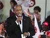 Současný tuniský prezident Moncef Marzouki je druhým favoritem prvních...