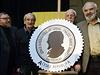 Omezený počet 2500 pamětních listů s historicky první českou kruhovou známkou...