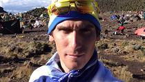 Cyklista Roman Kreuziger si troufl na Kilimand��ro.