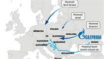 Plynovod South Stream | na serveru Lidovky.cz | aktu�ln� zpr�vy