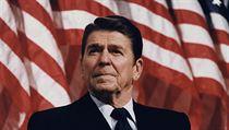 Bývalý americký prezident Ronald Reagan. | na serveru Lidovky.cz | aktu�ln� zpr�vy