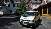 Nemocnice v Rumburku. Policie roz���ila trestn� st�h�n� zdej�� ji� b�val�...