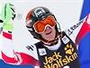 Radost. Nicole Hospová vyhrála slalom v Aspenu.