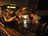 Námraza na vedení i vozovce znemožnila 1. prosince průjezd trolejbusů sídlištěm...