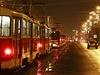 V Praze zkolabovala tramvajov� doprava. Omezen� se �ek� i v �ter� dopoledne.