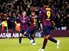 Lionel Messi oslavuje vs�elenou branku se spoluhá�em Neymarem   na serveru Lidovky.cz   aktu�ln� zpr�vy