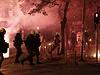 Aténská čtvrť Exarchia je základnou extrémní levice a anarchistů. Zdejší...