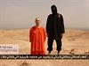 Poprava Jamese Foleyho: Celek s uveden�m jm�na.