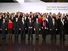 Deleg�ti jedn�n� Organizace pro bezpe�nost a spolupr�ci v Evrop� (OBSE) ve...