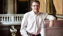 Ekonom Daniel Münich z think tanku Idea p�i CERGE-EI. | na serveru Lidovky.cz | aktu�ln� zpr�vy