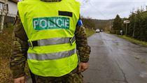 Policie ve Vrb�ticích, na míst� výbuchu munice | na serveru Lidovky.cz | aktu�ln� zpr�vy