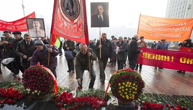 Oslavy Dne revoluce v b�loruském Minsku - hlavním m�st� poslední evropské... | na serveru Lidovky.cz | aktu�ln� zpr�vy