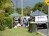 Policist� vy�et�uj�c� vra�du osmi d�t� v australsk�m Cairns.
