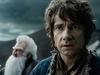 Martin Freeman v hlavní roli filmu Hobit: Bitva pěti armád