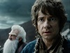 Martin Freeman v hlavn� roli filmu Hobit: Bitva p�ti arm�d
