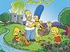 Idylka u Simpson� nikdy netrv� dlouho...