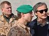 S afghánskými představiteli jednal ministr Martin Stropnický hlavně o...