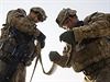 Ameri�t� voj�ci v Afgh�nist�nu.