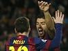 Barcelon�tí úto�níci Lionel Messi a Luis Suárez slaví první gól do sít� PSG.   na serveru Lidovky.cz   aktu�ln� zpr�vy