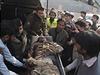 Pákistánský voják zabitý v přestřelce s ozbrojenci Talibanu.