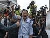 Hongkongský mediální magnát  a otevřený kritik politiky pekingské vlády Jimmy...