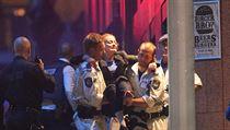 Utrpen� skon�ilo. Australsk� policie zas�hla proti �nosci