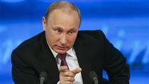 Tisková konference Vladimira Putina. | na serveru Lidovky.cz | aktu�ln� zpr�vy