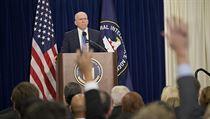 Tisková konference s �éfem CIA Johnem Brennanem | na serveru Lidovky.cz | aktu�ln� zpr�vy