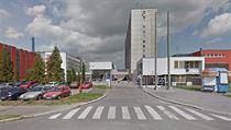 Are�l Lhotka, kde s�dl� Policejn� akademie