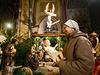 Betlém v životní velikosti na Vyšehradě pochází z 19.století. V souladu s...