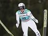 Roman Koudelka si letí pro vítězství ve Světovém poháru.