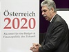 Rakousk� ministr financ� Hans Joerg Schelling