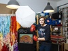 O fotobudku Smilebox, kterou před třemi lety David Čeřovský s kolegy postavil,...