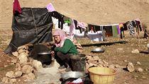 Jezídové museli z Mosulu prchnout. Islamisté je pronásledují jako kacíře.