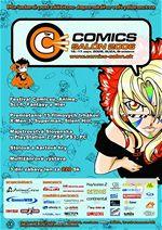 Comics Salón 2006 - plakát