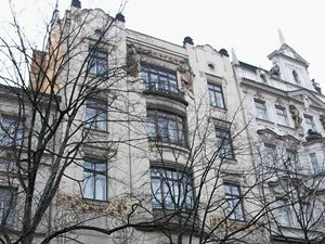 Kotěra - Peterkův dům 1