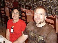 Ann a Jeff Vandermeerovi