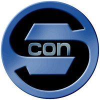 S-con logo