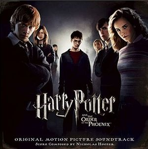 Harry Potter and The Order of the Phoenix cd