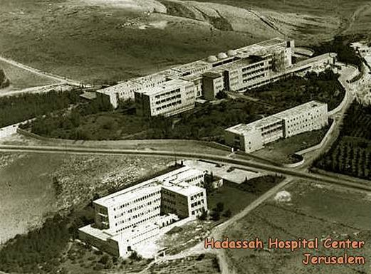 Nemocnice Hadassah