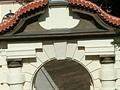 barokní brána mlýna