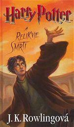 Harry Potter a relikvie smrti J. K. Rowlingová