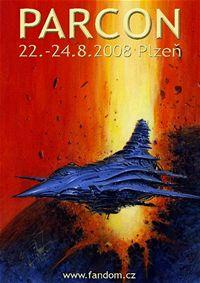 Parcon 2008 plakát v01