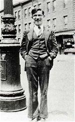 Isaac Asimov 1934 NY