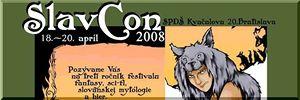 Slavcon 2008 logo