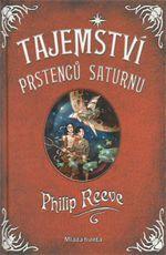 Tajemstv� prstenc� Saturnu Philip Reeve