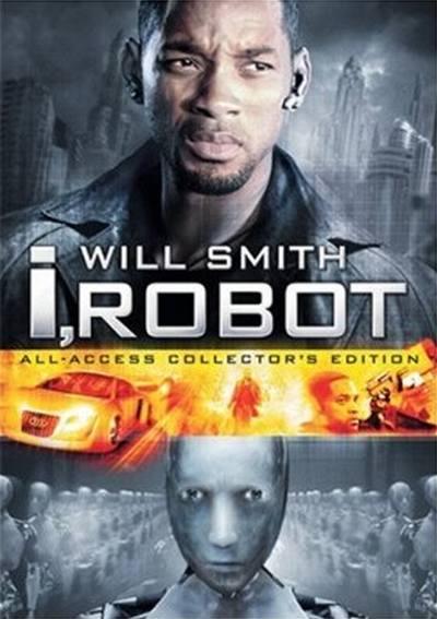 Já, robot - plakát